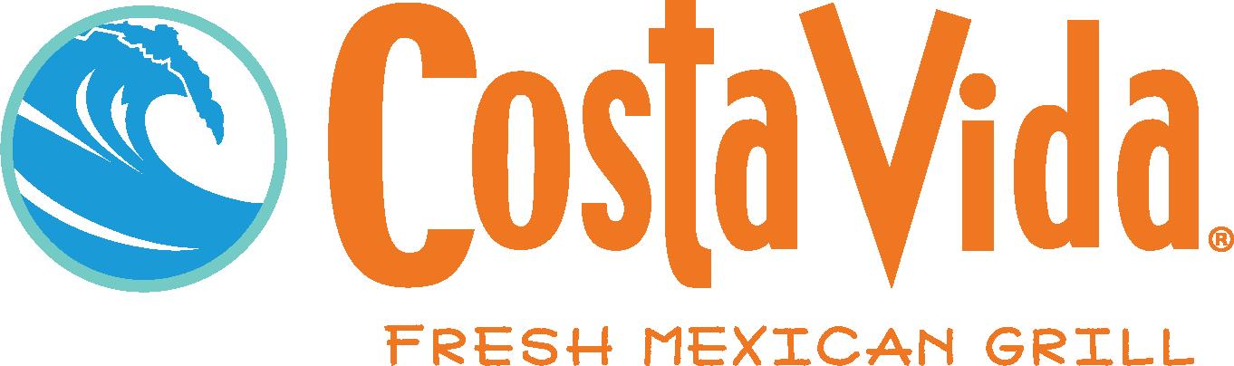 Costa Vida Color Rectangle PNG Logo
