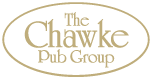 Chawke Pub Group White Background Logo