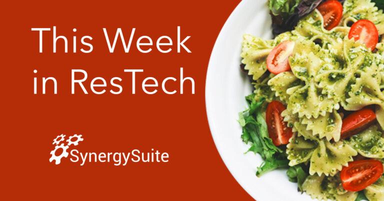 This Week in ResTech: Going Dark