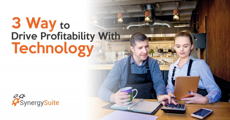 3 Ways to Drive Profitability with Technology