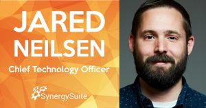 SynergySuite Hires Tech Leader Jared Neilsen as CTO
