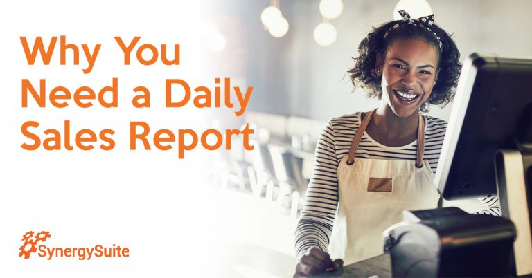 Why You Need a Daily Sales Report