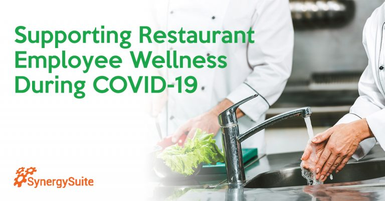 Supporting Restaurant Employee Wellness During COVID-19