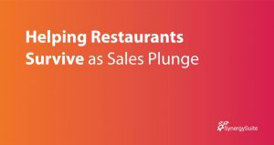 Helping Restaurants Survive as Sales Plunge