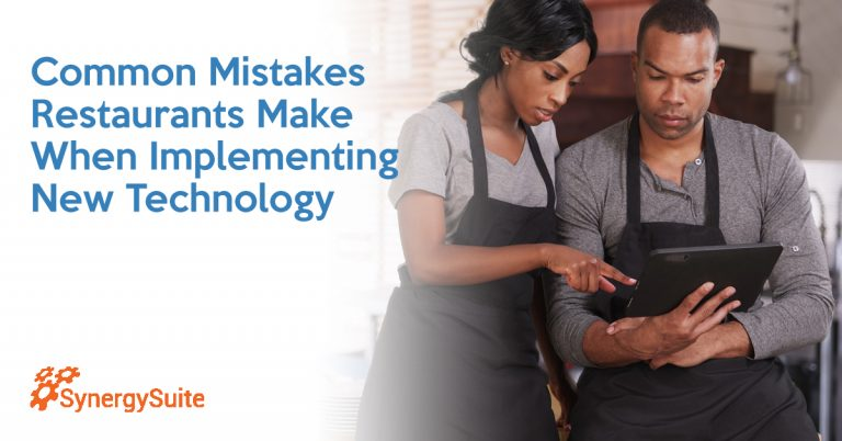 Common Mistakes Restaurants Make When Implementing New Technology