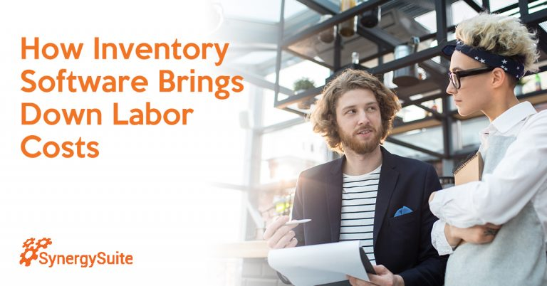 How Inventory Software Brings Down Labor Costs