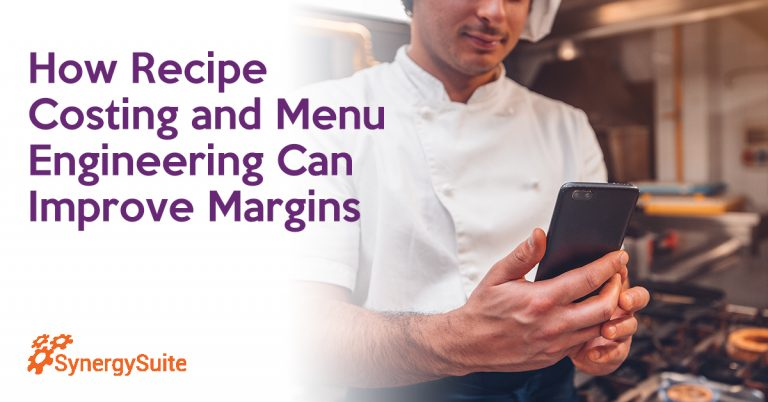 How Recipe Costing and Menu Engineering Can Improve Margins