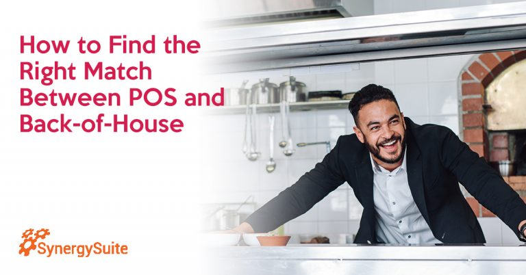 How to Find the Right Match Between POS and Back-of-House