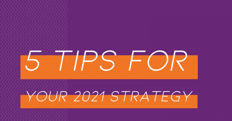 Preparing a 2021 Restaurant Strategy? 5 Tips and Tools to Take Your Restaurant to the Next Level
