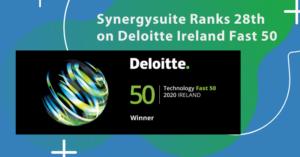 SynergySuite Deloitte Fast 50 Header