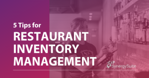 5 Restaurant Inventory Management Tips blog header