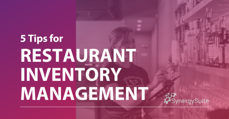5 Restaurant Inventory Management Tips