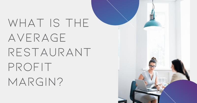 What is the Average Restaurant Profit Margin blog header