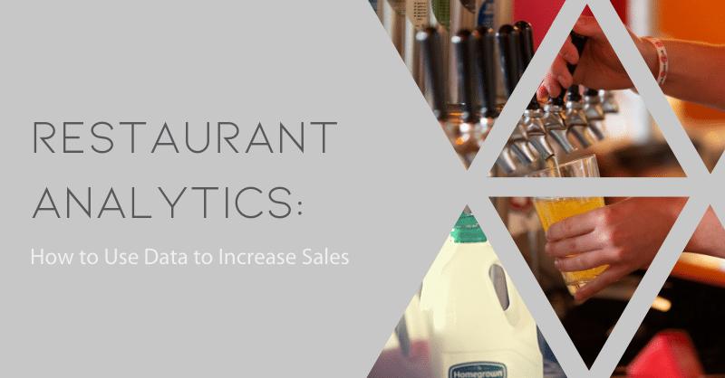 Restaurant Analytics blog header
