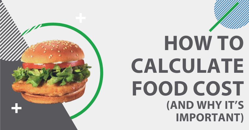 How to Calculate Food Cost blog header