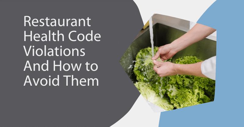 Restaurant Health Code Violations blog header